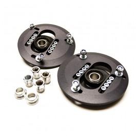 Coupelles Rotulées 3D Carrossage et Chasse Réglable BMW E30 (PP)