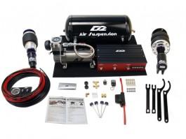 Suspensions Pneumatiques D2 Deluxe pour Nissan X-Trail (01-07)