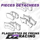 Plaquettes de Freins D2 pour Kits Gros Freins
